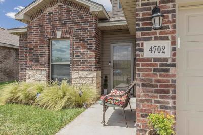 Amarillo Single Family Home For Sale: 4702 Hawken St