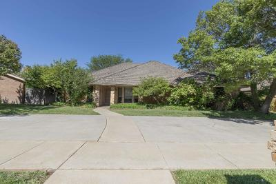Randall County Single Family Home For Sale: 6404 Hinsdale Dr
