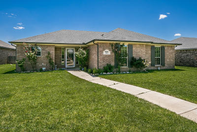 Amarillo Single Family Home For Sale: 9309 Orry Ave
