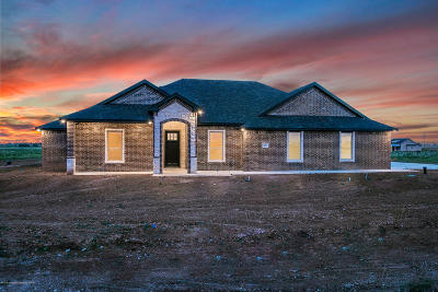 Amarillo Single Family Home For Sale: 15371 Jack Cook Dr