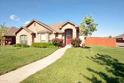 Amarillo Single Family Home For Sale: 7117 Wilkerson St