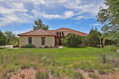Randall Single Family Home For Sale: 109 Wild Plum Dr