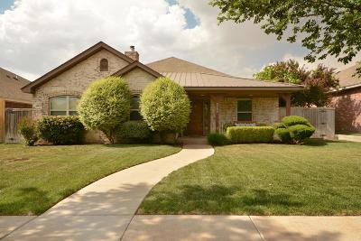 Amarillo Single Family Home For Sale: 9306 Gaston Ave