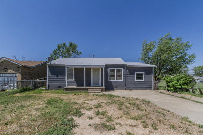 Potter County Single Family Home For Sale: 1621 Seminole St