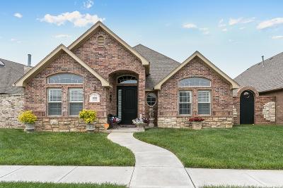 Amarillo Single Family Home For Sale: 8008 Oxford Dr