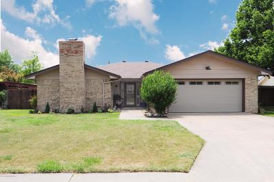 Canyon Single Family Home For Sale: 1704 Brookhaven Dr