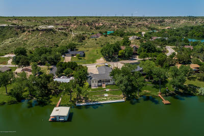 Randall Single Family Home For Sale: 135 S Shore Dr