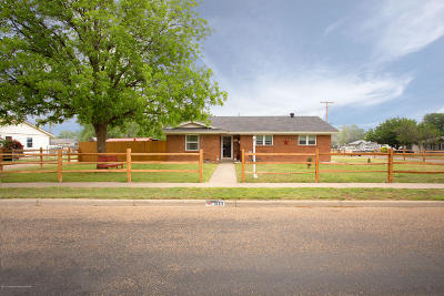 Canyon Single Family Home For Sale: 513 11th Ave