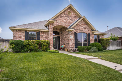 Randall Single Family Home For Sale: 8114 Barstow Dr