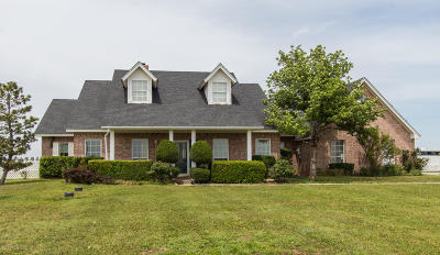 Randall Single Family Home For Sale: 14412 Fm 2186 (Hollywd) Rd