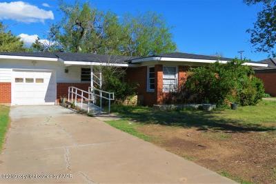 Randall Single Family Home For Sale: 3713 Lenwood Dr