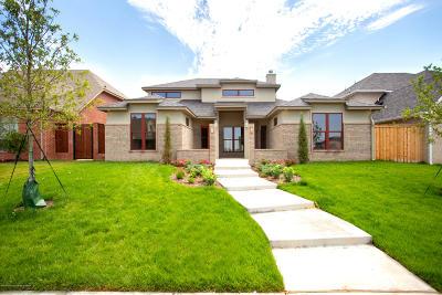 Amarillo Single Family Home For Sale: 5905 Nancy Ellen St