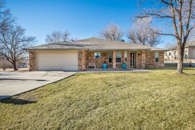 Amarillo Single Family Home For Sale: 101 Port-O-Call