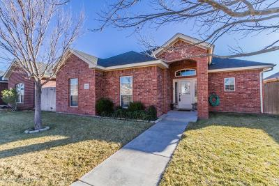 Randall County Single Family Home For Sale: 8015 Oxford Dr