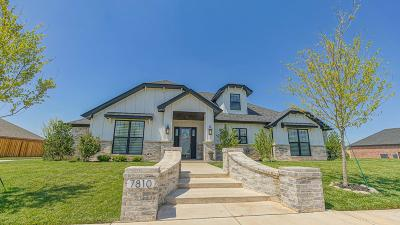 Amarillo Single Family Home For Sale: 7810 Goldenview Cir