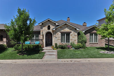Amarillo Single Family Home For Sale: 6002 Tuscany Village