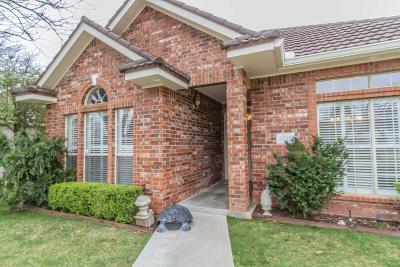 Amarillo Single Family Home For Sale: 4012 Oakhurst Dr