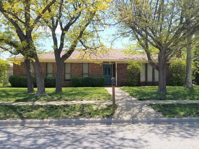 Potter County, Randall County Single Family Home For Sale: 7607 Cervin Dr