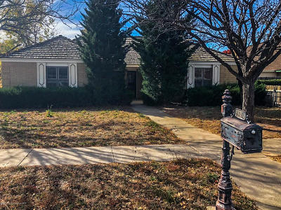 Randall County Single Family Home For Sale: 3502 Timber Dr