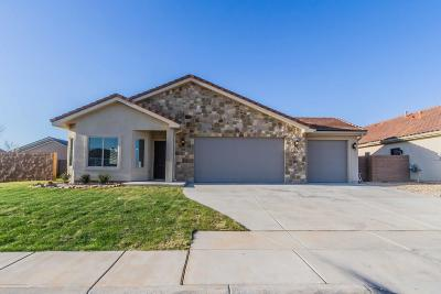 Single Family Home For Sale: 1203 Chardonnay Blvd