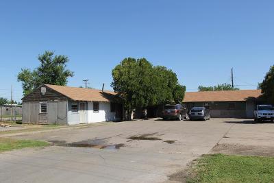 Amarillo Multi Family Home For Sale: 1636 18th Ave