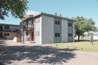 Amarillo Multi Family Home For Sale: 1915 13th Ave