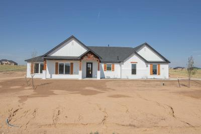Amarillo Single Family Home For Sale: 951 Idlerye Rd