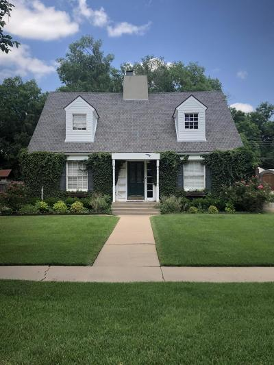 Potter County Single Family Home For Sale: 2207 Lipscomb St