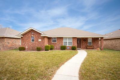 Amarillo Single Family Home For Sale: 3603 Aldredge St