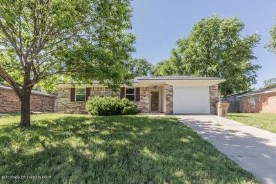 Canyon Single Family Home For Sale: 55 South Ridge Dr