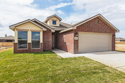 Amarillo Single Family Home For Sale: 9601 Sydney Dr