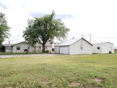 Vega Single Family Home For Sale: 804 Main St