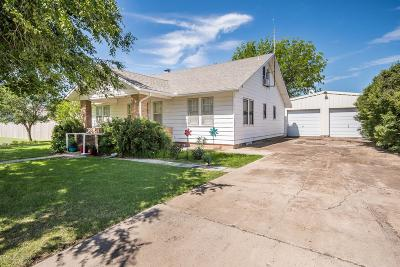 Carson County Single Family Home For Sale: 810 Swift St