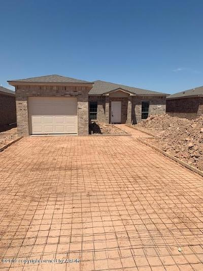 Amarillo Single Family Home For Sale: 4904 Eberly