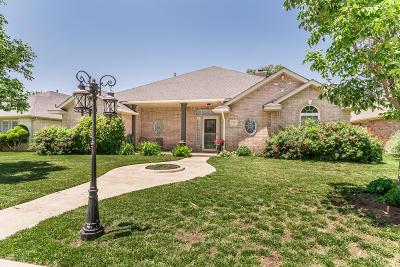 Randall County Single Family Home For Sale: 7904 Success Pl