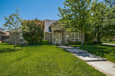 Randall County Single Family Home For Sale: 6810 Zane Pl