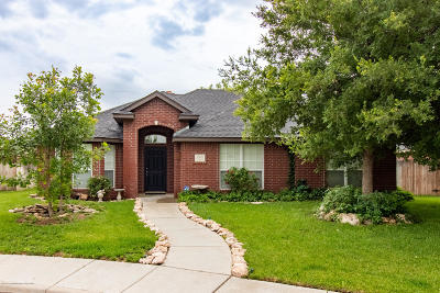 Randall County Single Family Home For Sale: 7903 Success Pl