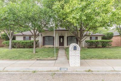 Canyon Single Family Home For Sale: 1006 Santa Fe Trl