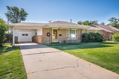 Single Family Home For Sale: 3411 Bristol Rd