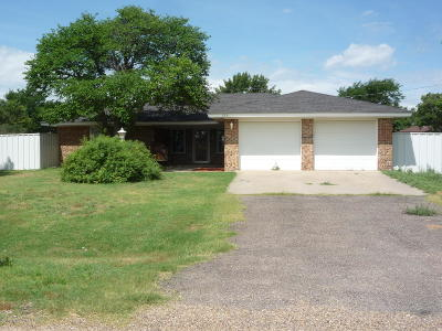 Fritch Single Family Home For Sale: 220 Arroyo Verde Dr