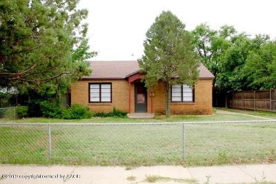 Canyon Single Family Home For Sale: 904 5th Ave