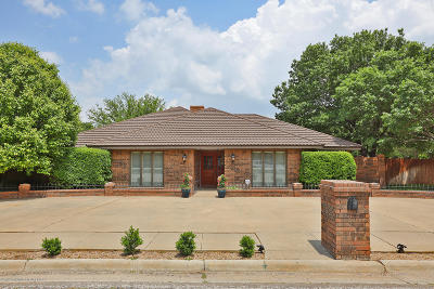 Amarillo Single Family Home For Sale: 3539 Sleepy Hollow Blvd