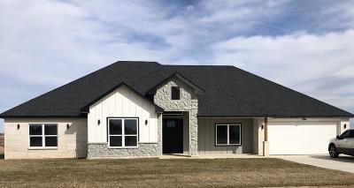 Amarillo Single Family Home For Sale: 10200 Beechcraft