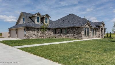 Single Family Home For Sale: 9524 Hey Jude W Ln