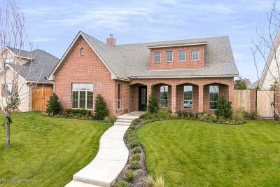 Amarillo Single Family Home For Sale: 5807 Nancy Ellen