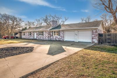 Single Family Home For Sale: 2406 10th Ave