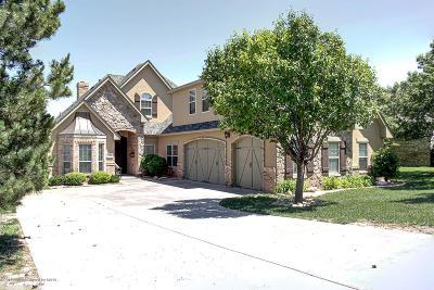 Amarillo Single Family Home For Sale: 3002 River Birch Pl