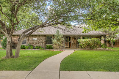 Randall County Single Family Home For Sale: 6414 Cheshire Dr