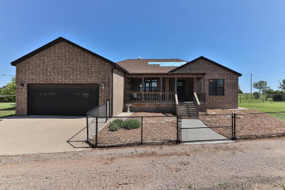 Single Family Home For Sale: 5403 Fm 809