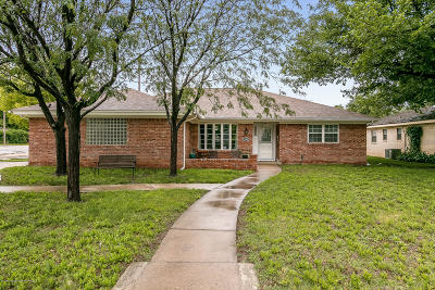 Potter County, Randall County Single Family Home For Sale: 3320 Palmer Dr
